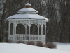 Gazebo At Eight Mile & Forest©