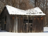 Snow Cover Barn© OH