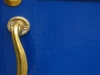 Blue Door Handle©